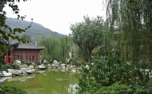 西安华清池1