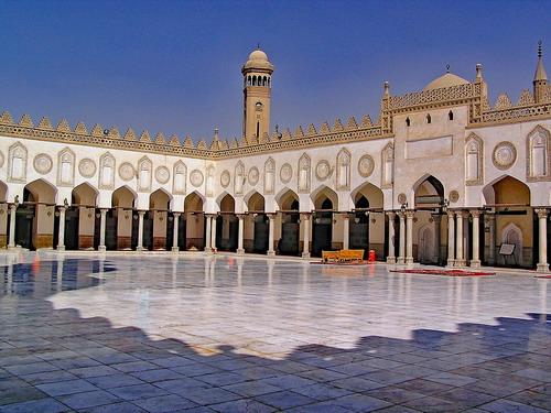 北非埃及开罗清真寺
