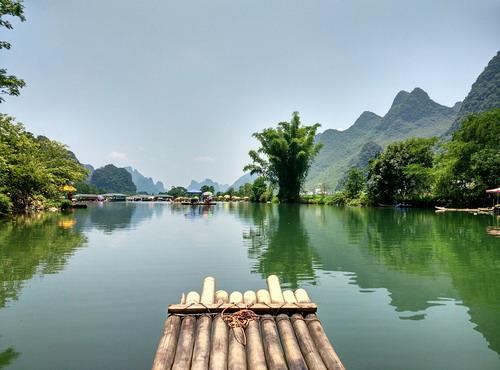 广西桂林江