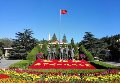 石家庄旅行社推荐 西柏坡、正定隆兴寺、荣国府、赵州桥二日游